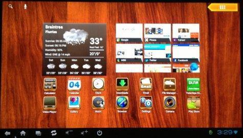 cx919 screen