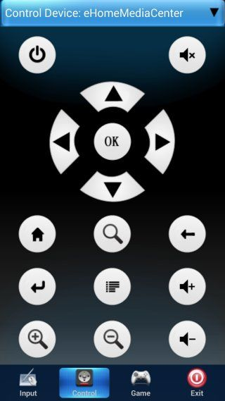 android stick remote app afstandsbediening