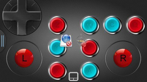 android stick remote app gamepad